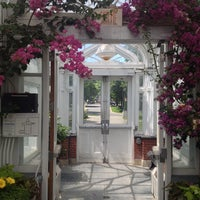 Photo taken at Westmount Greenhouse by Choucri B. on 6/7/2014