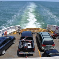 Photo taken at Cape May-Lewes Ferry | Cape May Terminal by Ryan R. on 9/3/2013