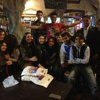 Photo taken at Wish Cafe by Nazmi Burak Y. on 3/10/2013