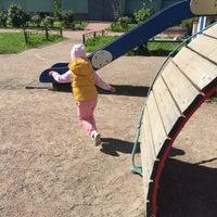 Снимок сделан в Детская Игровая Площадка пользователем Yana R. 8/18/2015