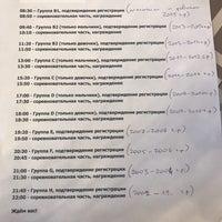 "Снимок сделан в Роллердром, школа ""Ногам дорогу"" пользователем Yana R. 4/10/2018"