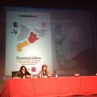 Foto tomada en Biblioteca Francesca Bonnemaison por Susana Ruiz D. el 11/10/2017