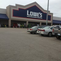 Photo taken at Lowe's Home Improvement by Suzanne L. on 2/23/2013