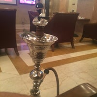 Photo taken at Evento Rest. & Lounge by ربحي ع. on 9/26/2014