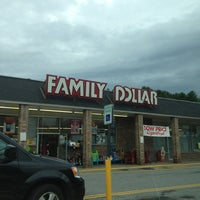 Photo taken at Family Dollar by Dave H. on 5/11/2013