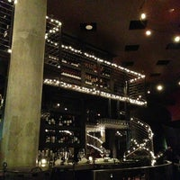 Photo taken at Purple Cafe & Wine Bar by DiAnA C. on 12/22/2012