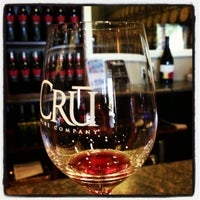 Photo taken at CRU Wine Company by Nicole D. on 10/14/2012