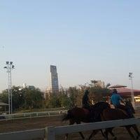 Photo taken at The Royal Horse Guard Riding Club by Natt P. on 2/3/2015
