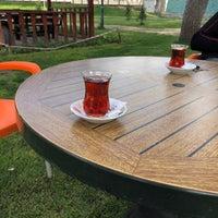 Photo taken at Kepsut Parkı Simel Cafe by Ugur E. on 5/7/2018