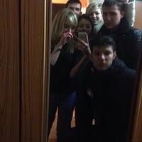 Photo taken at SAVINOV 18'S PARTY🔞🔥 by Анастасия Ч. on 12/28/2014