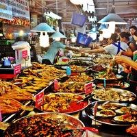Photo taken at Or Tor Kor Market by TiPP N. on 1/6/2013