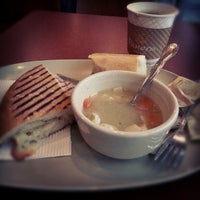 Photo taken at Panera Bread by Ramon S. on 1/25/2013