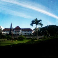 Photo taken at Balai Kota Malang by Dhianita K. P. on 2/17/2013