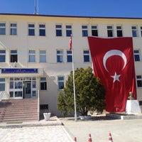 Photo taken at EVCİLER İLÇE J.K.LIĞI by muzaffer u. on 3/18/2014