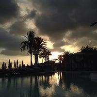 Foto tomada en Destino Pacha Ibiza Resort por alida P. el 9/25/2014