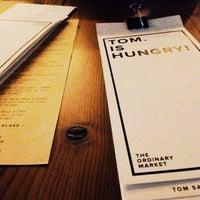Photo taken at TOM. by alida P. on 11/24/2014
