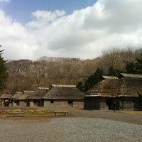 Photo taken at アイヌ民族博物館 by Bennie14 on 4/15/2013