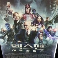 Photo taken at LOTTE CINEMA Gyeongsan by Melek Ç. on 5/28/2016