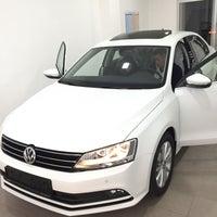 Photo taken at Volkswagen Fatih Otomotiv Ünye by Umut G. on 10/10/2016