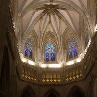 Photo taken at Catedral de Santiago de Bilbao by Javier M. on 5/4/2013