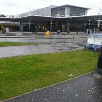 Photo taken at Belfast International Airport (BFS) by Ju M. on 5/3/2013