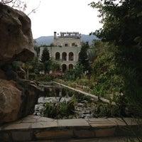 Photo taken at Babil's Garden by Haluk E. on 3/26/2013
