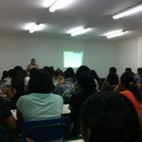 Photo taken at Faculdade Adelmar Rosado by Andreline S. on 3/16/2013