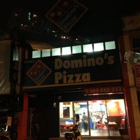 Photo taken at Domino's Pizza by Syd N. on 4/29/2013