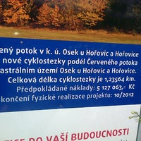 6/29/2013 tarihinde Petra F.ziyaretçi tarafından Cyklostezka Horovice - Osek'de çekilen fotoğraf