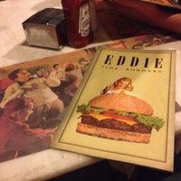 Photo taken at Eddie Fine Burgers by Renato C. on 10/16/2012