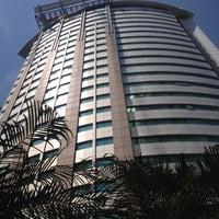 Photo taken at Radisson Sao Paulo Vila Olimpia by Renato C. on 12/6/2012
