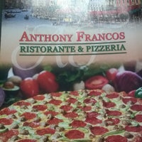 Photo taken at Anthony Franco's Pizzeria by Eileen D. on 5/23/2014