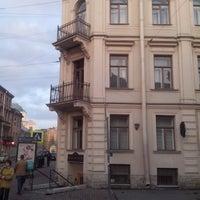 Снимок сделан в Музей Достоевского пользователем Dmitriy P. 5/11/2013