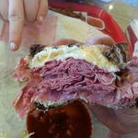 Photo taken at Arby's by Aaron N. on 5/1/2014