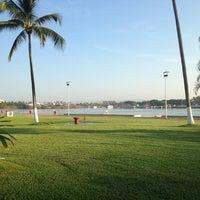 Photo taken at Embarcadero Marina Vallarta by Felipe F. on 6/12/2013