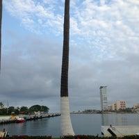 Photo taken at Embarcadero Marina Vallarta by Felipe F. on 6/11/2013