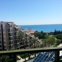 Photo taken at Limak Limra Resort by Ozan U. on 4/16/2013