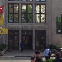 Photo prise au İstanbul Teknik Üniversitesi par Serdar le5/6/2013
