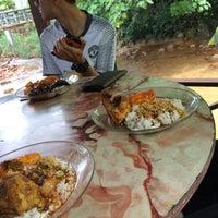 Photo taken at Restoran Tupah (Tepi Sg. Tupah) by Amar L. on 12/23/2016