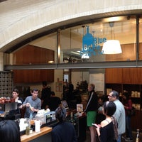 Photo taken at Blue Bottle Coffee by William d. on 5/27/2013