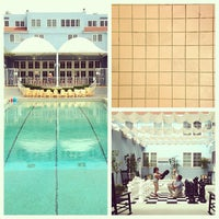 Photo taken at The Lafayette Hotel, Swim Club & Bungalows by Ashlee W. on 7/25/2013
