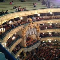 Снимок сделан в Мариинский театр пользователем Евгений К. 5/23/2013