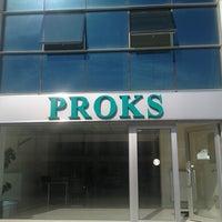 Photo taken at PROKS Otomasyon by Mehmet Ali Ü. on 12/13/2013