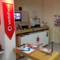 Photo taken at Vodafone Remzi Özer by Ahmet Y. on 10/15/2013