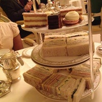 Photo taken at The Ritz London by Meemoo on 2/18/2013