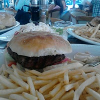 Photo taken at Ресторан АЊА (Кеј) by Dimitar P. on 5/18/2013