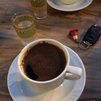 Photo taken at Cafe Road by Burhan G. on 9/20/2014