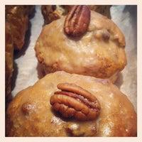 Photo taken at Petit Four Bakery by Jenn B. on 3/18/2013