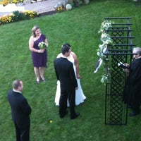 Photo taken at Castle Manor Inn by Colleen C. on 10/13/2012