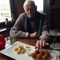 Photo taken at De Oude Smidse by Jim C. on 3/14/2013
